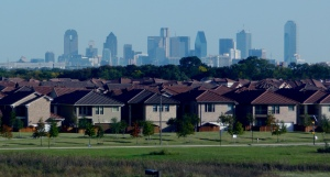 suburbs of Dallas